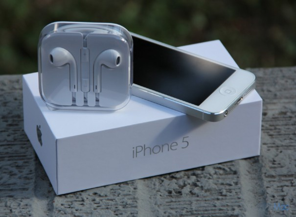 New Apple iPhone 5 64GB White Factory Unlocked