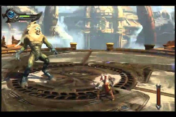 God Of War Ascension Nuevo Episodio De Kratos